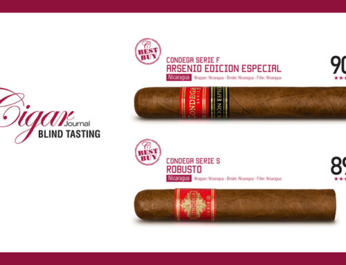 CONDEGA CIGARS GETS «BEST BUY» SEAL IN CIGAR JOURNAL RATING