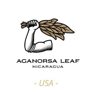 Logotipo Aganorsa Leaf