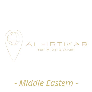 Logotipo Al-Ibtikar Middle Eastern