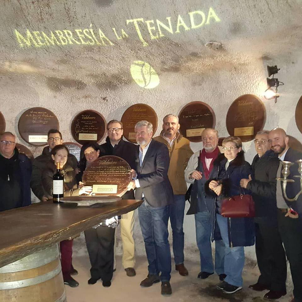 CONDEGA CIGARS AND BODEGAS VALDUERO ART OF PAIRING