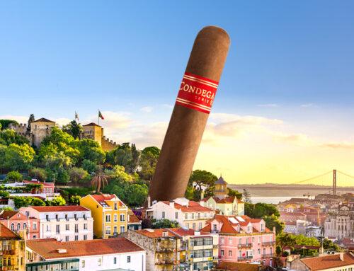 CONDEGA CIGARS ARRIVES IN PORTUGAL