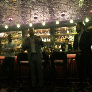 CONDEGA CIGARS EVENT IN JORDANIA AITOR MARIO HANI