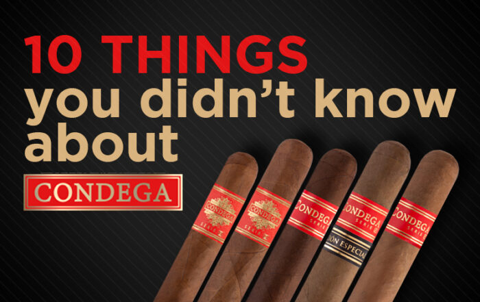 CONDEGA CIGARS HITS