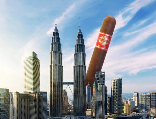 CONDEGA CIGARS BEGINS SELLING IN MALAYSIA