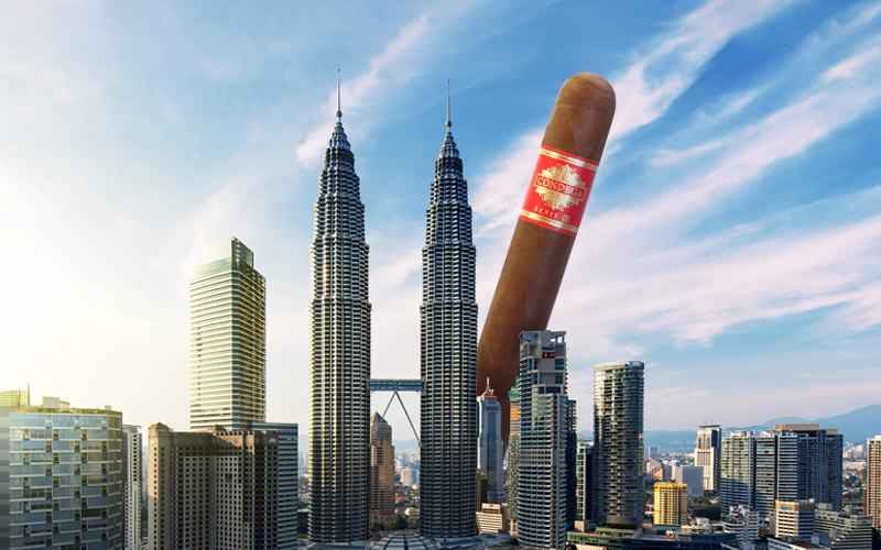 CONDEGA CIGARS IN MALAYSIA