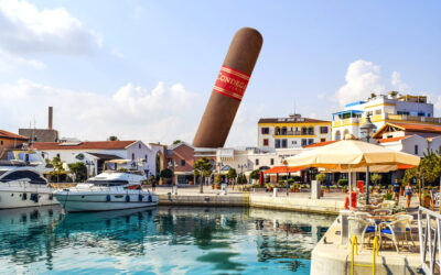 CONDEGA CIGARS LANDS IN CYPRUS DEF