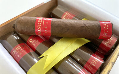 CONDEGA CIGARS SERIE F RESTYLED