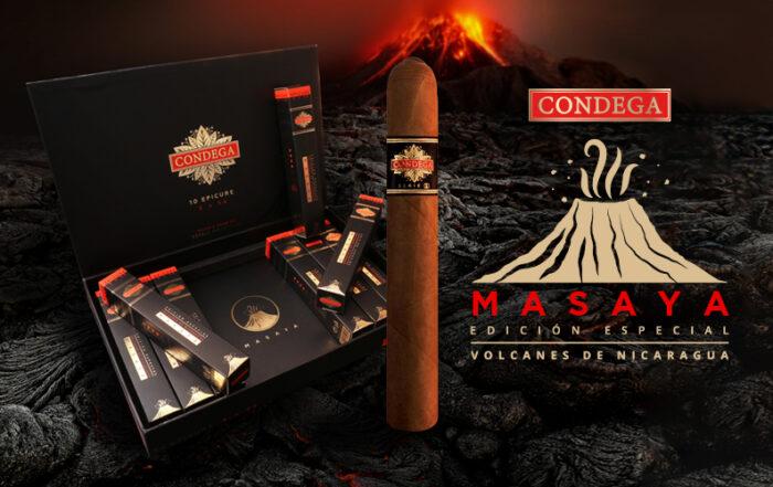 CONDEGA MASAYA CONDEGA CIGARS VOLCANO 02