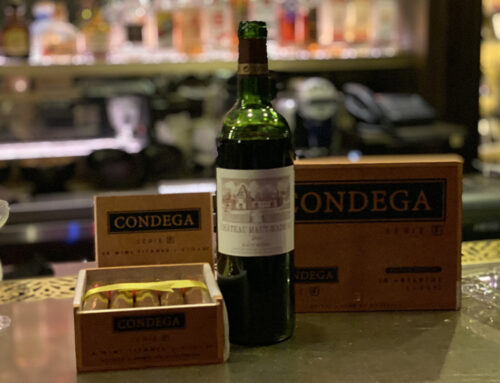 CONDEGA CIGARS' EVENT IN JORDAN