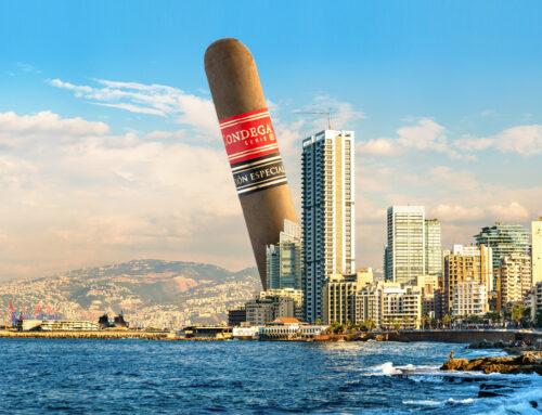 CONDEGA CIGARS FIRST SHIPPING TO LEBANON