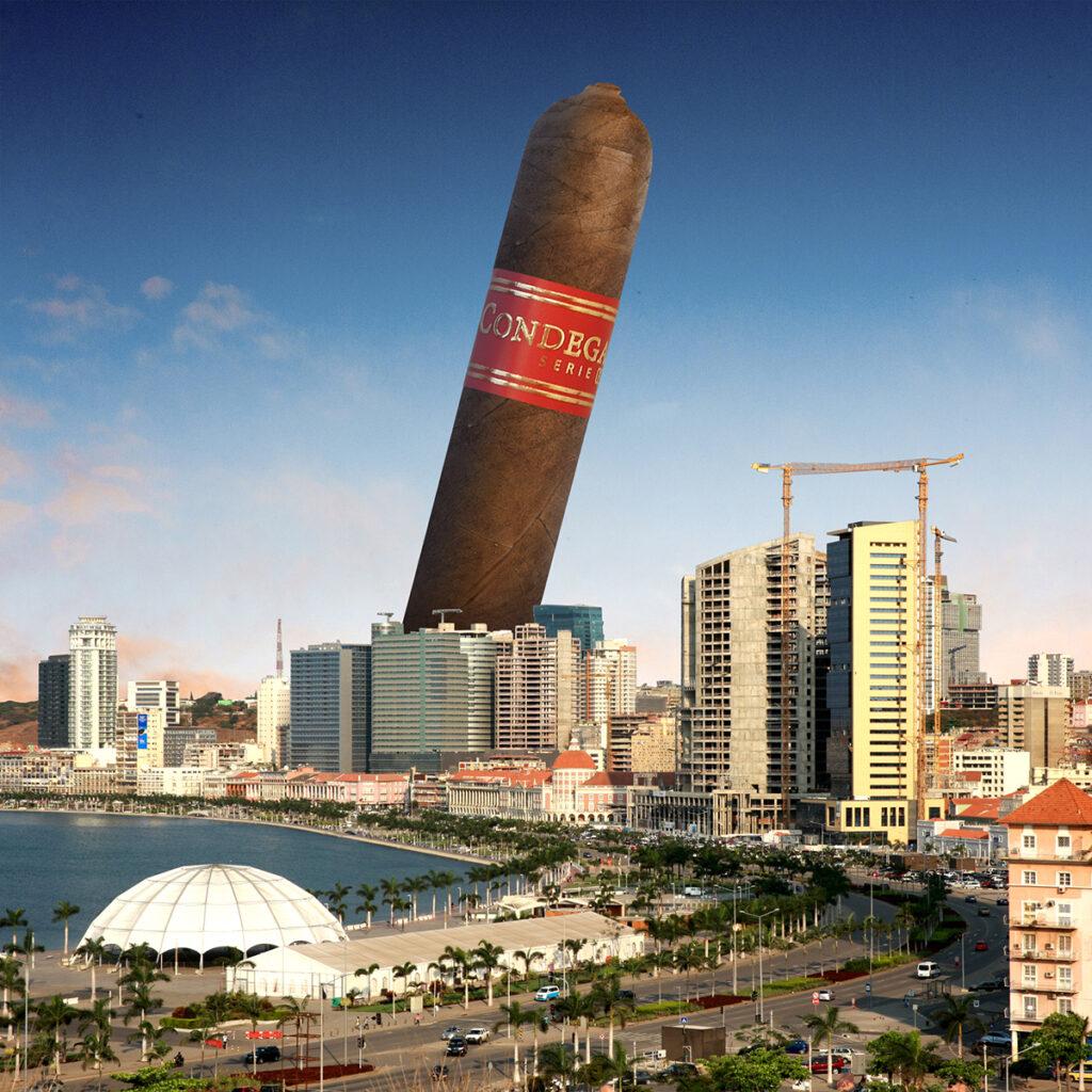 Condega Cigars Luanda-Angola