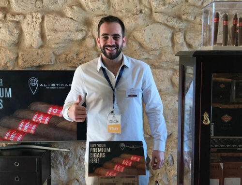 CONDEGA CIGARS IS ALL THE RAGE IN THE MIDDLE EAST