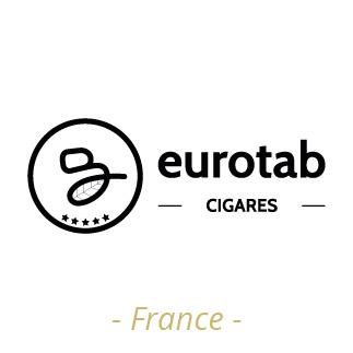 Logotipo Eurotag cigares France