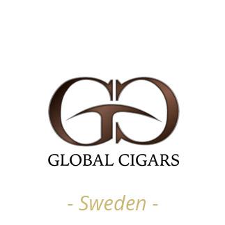 Logotipo Global Cigars Sweden