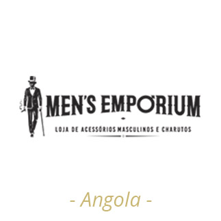 Logotipo Men's Emporium Angola