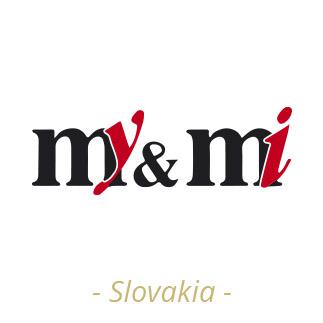 Logotipo MyMi Slovakia