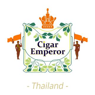 Logotipo Cigar Emperor Thailand