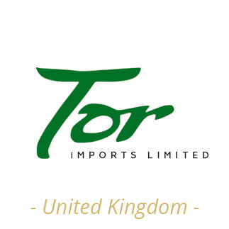Logotipo Tor Imports Limited United Kingdom