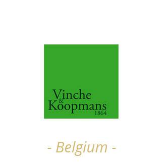 Logotipo Vinche Koopmans Belgium
