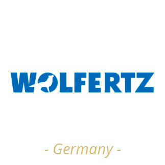 Logotipo Wolfertz